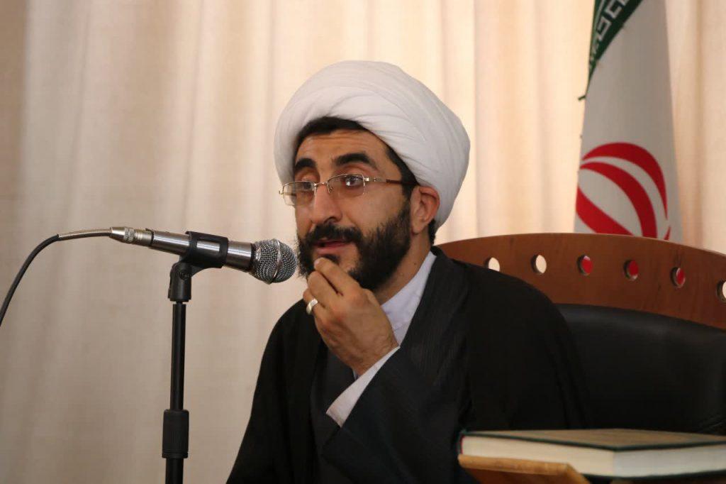 حجت الاسلام استوار میمندی