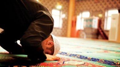 نماز استاد رسیدن به خدا