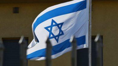 پرچم اسرائیل غاصب