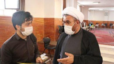 حجت الاسلام محمد رضایی