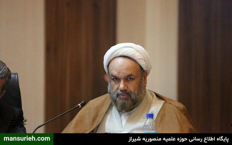 رئیس مركز رسیدگی به امور مساجد فارس