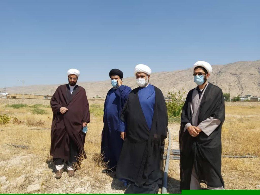 وضعیت موقوفات حوزوی شهرستان فیروزآباد بررسی شد