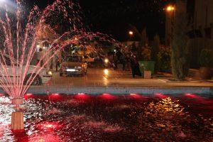 برپایی مواکب بین الحرمین شیراز
