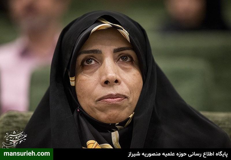 الهام امینزاده معاون سابق حقوقی رئیسجمهور