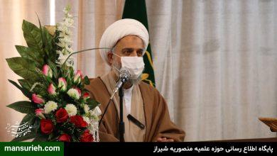 نشست خبری حضرت استاد شیخ علیرضا حدائق با اصحاب رسانه