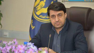 محمد بذرافشان، مدیر کل امداد فارس