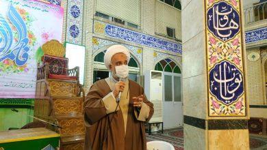 تصاویر| گردهمایی ائمه جماعات منطقه یک شیراز