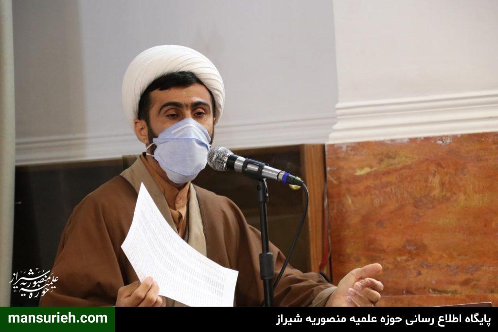 حجت الاسلام حسین رضایی