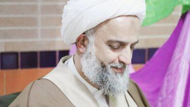 حضرت استاد حاج شیخ علیرضا حدائق