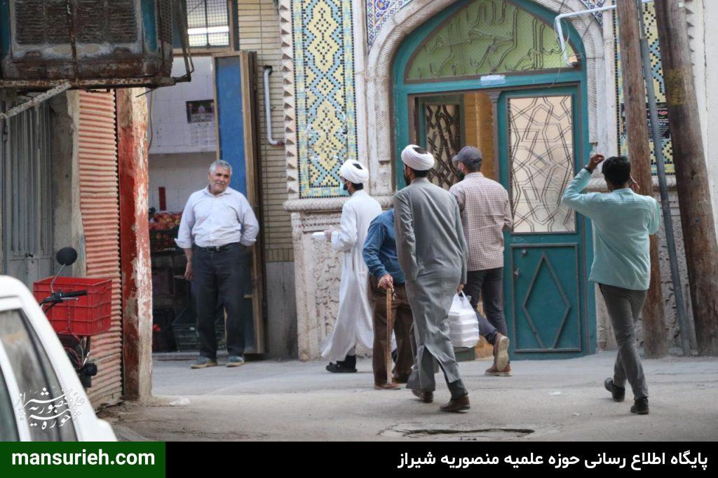 به مناسبت میلاد کریم اهل بیت(ع)؛ طبخ و توزیع ۸۰۰ پرس غذا میان محبین و نیازمندان شیراز
