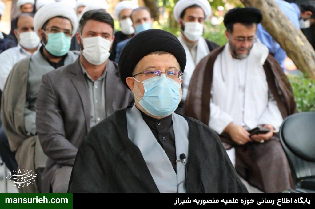 مدیر کل دادگستری استان فارس موسوی